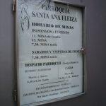Vitrina Santa Ana