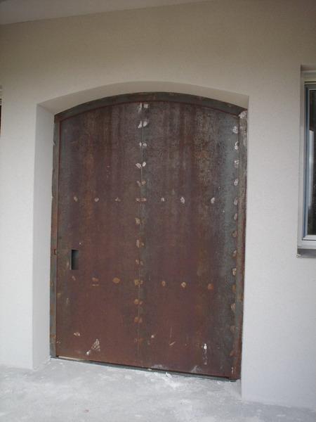 puerta Laukariz.